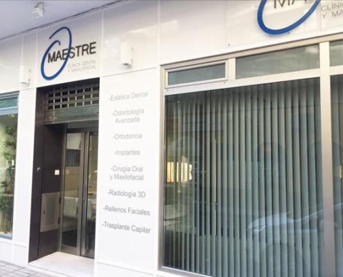 Mejor clínica dental en Badajoz - Dr. Maestre